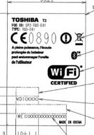 Toshiba's TG02 meets FCC, might be Waterproof
