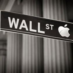 Apple shares hit all time closing high; tech giant remains the most valuable firm in the world