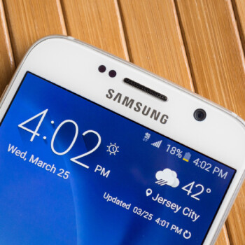 Canadian Galaxy S6 owners on Telus will receive Nougat on April 10