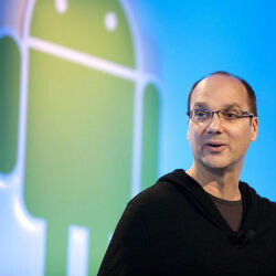 Picture from Andy Rubin's Essential phone runs Android, according to Eric Schmidt