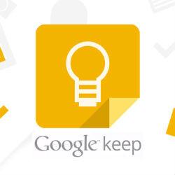Google Keep gets new autocomplete powers for binge-watchers