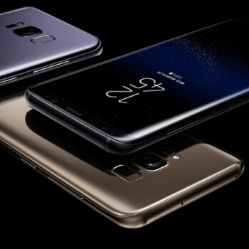 Picture from Galaxy S8 and S8 Plus pre-orders are now live on Verizon, T-Mobile, AT&T, and Sprint