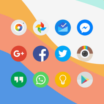 Get these premium Android icon packs free of charge today! (limited time offer)