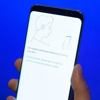 You can fool that Galaxy! Video shows Galaxy S8's face recognition bypassed by photo