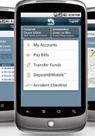 Android users can deposit checks to their account with Deposit@Mobile