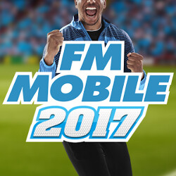 Football Manager Mobile 2017 is at least 50% off on the App Store