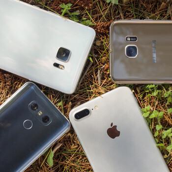 Best smartphone cameras compared: HTC U Ultra vs Galaxy S7 edge, iPhone 7 Plus, LG G6
