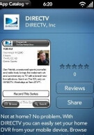 DirecTV DVR remote scheduler now available for webOS devices