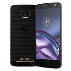 Motorola Moto Z2 logo leaks