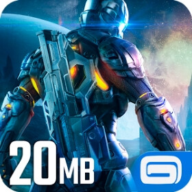 N.O.V.A. Legacy lands on Android, reviving the AAA sci-fi shooter series