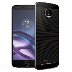 Until 12 noon today Eastern Time in the U.S., save $200 on the unlocked Moto Z  from Motorola