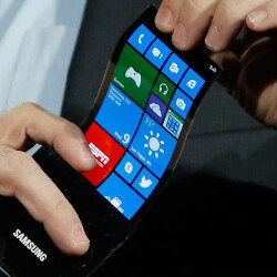 Flexible memory coming to pave the way for bendable phones