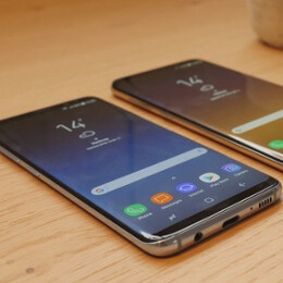 Could the Galaxy Note 8 look just like a larger S8 (with S Pen)?