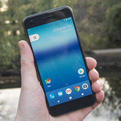 Future Google Pixel phones could have curved screens