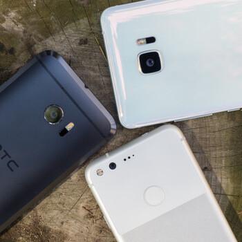 HTC U Ultra vs Google Pixel and HTC 10: cameras compared