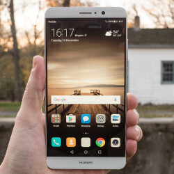 Huawei starts testing Android O on the Mate 9