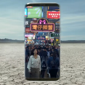 The Galaxy S8 is 'infinitely amazing', according to Samsung's latest ad