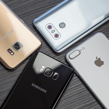 S8 vs iphone 6s vs xperia z3