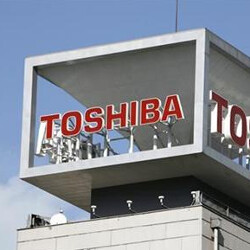 Apple and Foxconn bidding together for Toshiba's memory chip business?