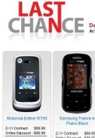 Verizon last chance sale still going on