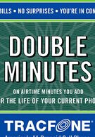 Tracfone offering Double Minutes for Life cards for $19.99