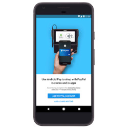 PayPal and Android Pay now work together so your PayPal balance finally means something outside the Internet