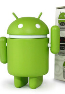 Android figurines make a great present for the Android user in your life