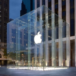 The Apple glass cube on 5th Avenue is going away for the second time