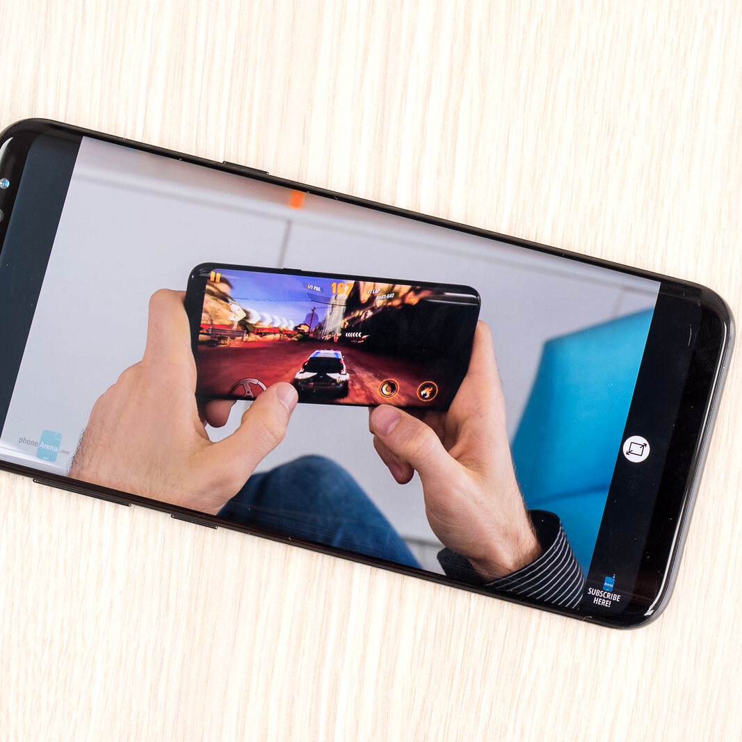You got cropped! Galaxy S8 and S8+ video display grief comes