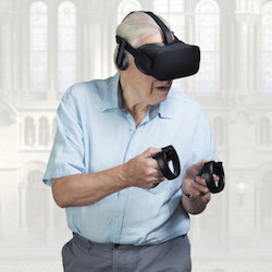 Sir David Attenborough comes in VR to tell you about rocks and minerals