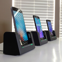 The ultimate easy-charge dock station is now on Kickstarter - available for most smartphones