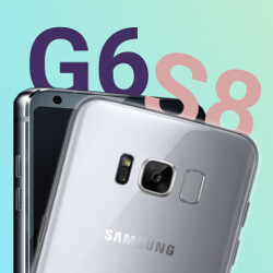 Results: LG G6 or Samsung Galaxy S8 / S8+?