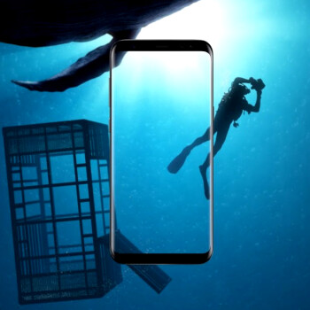 Check out these new Galaxy S8 promo videos: whales, spacewalk and candle light