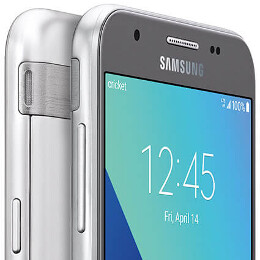 Samsung Galaxy Amp Prime 2 is Cricket's new cheap Android Nougat phone
