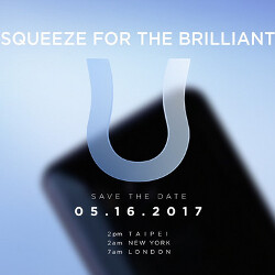 HTC's new flagship to be called the HTC U 11; phone will launch in five colors