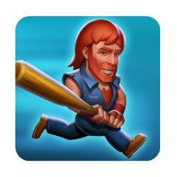 The Chuck Norris mobile game is out on Android and iOS