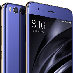 First batch of assembled Xiaomi Mi 6 units are ready to be shipped