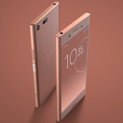 Sony Xperia XZ Premium gets a new Bronze Pink color variation