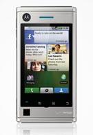 Motorola DEVOUR brings the MOTOBLUR love to Verizon