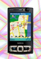 Nokia's Ovi Maps has been downloaded 1.4 million times since being offered for free