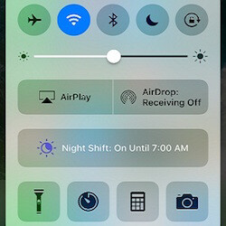 Latest iOS bug causes your iPhone to freeze when you tap a specific button combo in Control Center