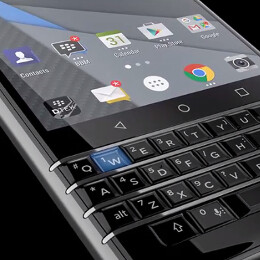 BlackBerry KEYone's keyboard shortcuts get showcased in official video