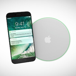 Wireless charging to be a 'standard feature in the next iPhone', according to Powermat CEO