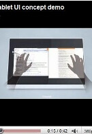 What would the Google Chrome OS look like in tablet form?