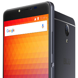 Affordable BLU R1 Plus packs a large battery, old version of Android