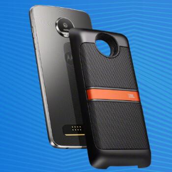 Deal: Buy a Moto Z Play, get a free JBL speaker