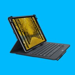Logitech Universal Folio tablet cover: a new easy way to get your office mobile