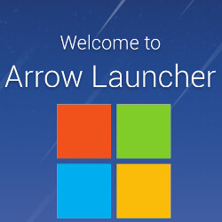 Picture from Arrow Launcher gets Android for Work apps support, improved search function