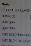 T-Mobile myTouch 3G+ is the new name for version 1.2?