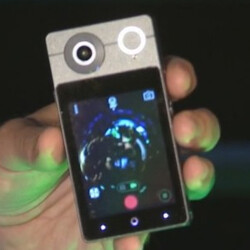 Picture from Acer Holo 360 is an Android camera with phone capabilities